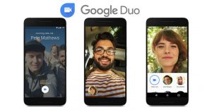 Chat em vídeo da Google – Duo